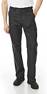 Lee Cooper Men's 205 Cargo Multi Pocket Cargo Work Trousers