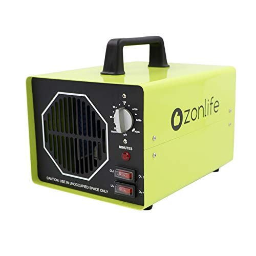 Ozonlife Commercial Ozone Generator 30,000mg/h Air Purifier Multifunctional O3 Ionizer Machine for Home,Hotel,Factory