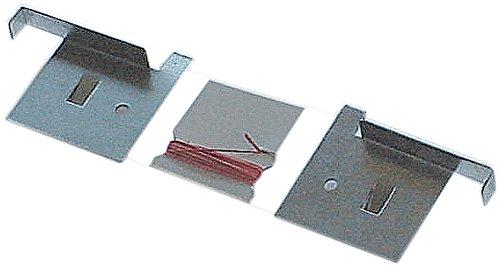 Haromac 05500000SB Fliesenlegerecken mit Haken und Gummischnur