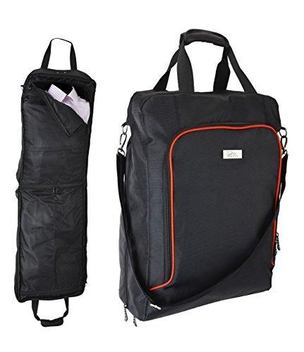 Porta trajes de viaje Cabin Max - 55x40x18cm (Negro)
