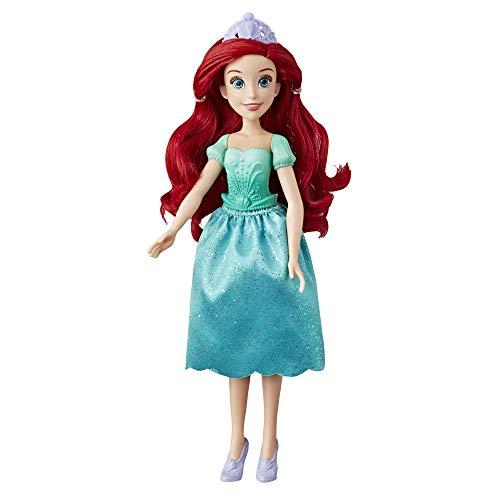Boneca Disney Princess Fashion A Pequena Sereia, com acessórios - Princesa Ariel - E2747 - Hasbro