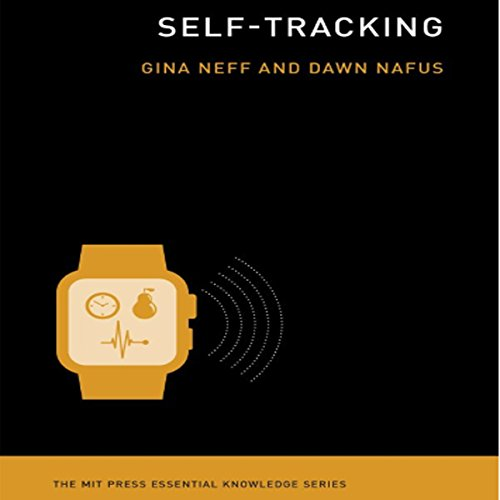Self-Tracking audiobook cover art