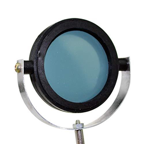 SM SunniMix Optisches Glas Fokales Konkaves Spiegel-Lichtreflexionswerkzeug Mit Standplatz Scherzt Spielzeug
