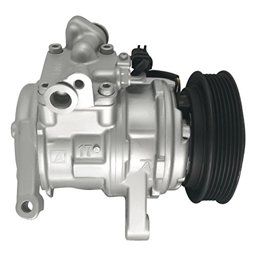 RYC Remanufactured AC Compressor and A/C Clutch GG380