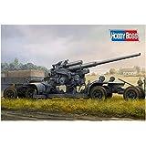 ホビーボス 1/35 ファイティングヴィークルシリーズ ドイツ軍 12.8cmFlak40 高射砲 プラモデル 84545