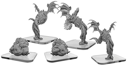 Privateer Press PIP51012 Monsterpocalypse: Squix & Meat Slave - Lords of Cthul Unit (Resin)