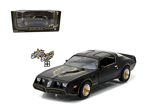 Greenlight 1:24 Hollywood - Smokey and The Bandit II - 1980 Pontiac Trans AM 84031-12 DIECAST