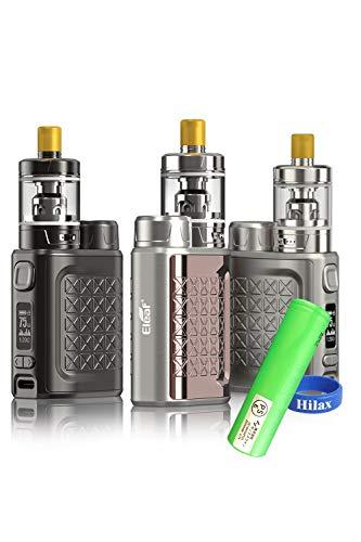 電子タバコ スターターキット iStick Pico 2 Kit + バッテリーセット (③ Gunmetal)