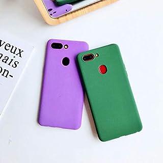 Truda Carllyl Iphone Xrのための美しい電話ケース滑らかで快適な携帯電話ケース、Iphone Xrのための新しいデザインバックケース (Color : Purple)