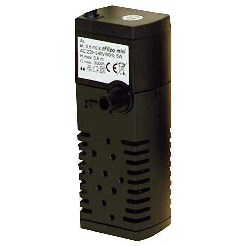 WAVE Filpo Mini Filtre pour Aquariophilie 1,6 W - 200 l/h