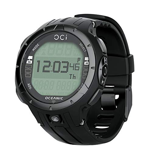 Oceanic OCi Blackout Wrist Computer without Transmitter