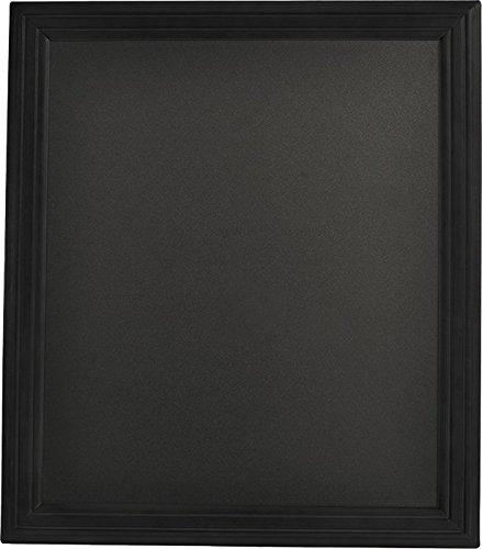 Securit WBU-BL-40 - Pizarra de tiza (40 x 50 cm), negro