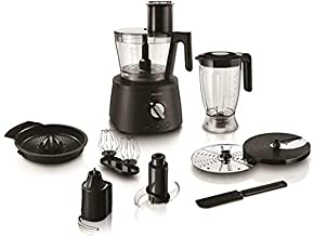 Philips Avance Collection Food Processor 1300W, Compact 3 in 1 setup, 3.4 L bowl - HR7776/91