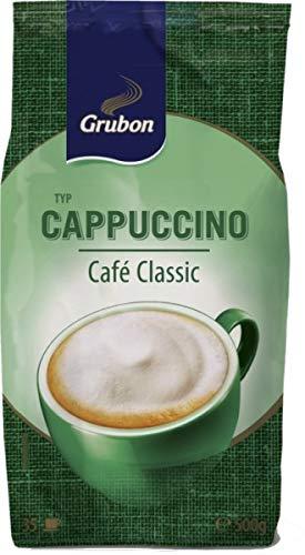 Grubon Schaum-Cappuccino Café Classic, 10 x 500g = 5,00 Kg