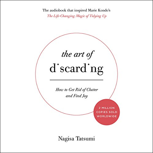 The Art of Discarding audiobook cover art