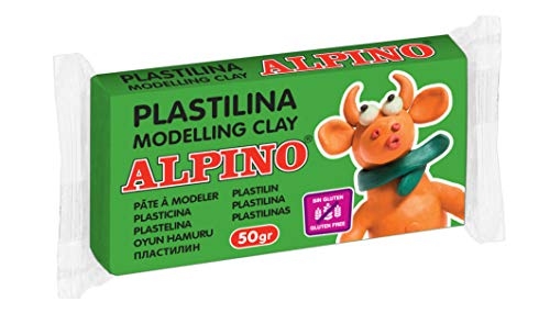 Alpino DP00006301 - Pastilla plastilina