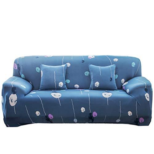 GladiolusA Sofa Überwürfe Sofabezug Stretch Elastische Sofahusse Sofa Abdeckung In Verschiedene Größe Und Farbe Stil 24 3 Sitzer für Sofalänge 190-230cm