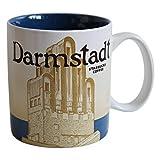 Starbucks Kaffeebecher Kaffee City Mug Tee Tasse Becher Icon Series Darmstadt Deutschland Germany