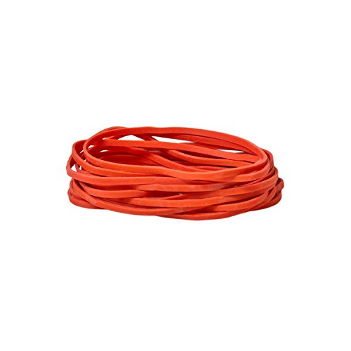 Alliance Rubber 96365 Industrial Quality Size #36 Red Packer Bands. 1 lb Box Contains Approx. 320 Non-Latex Heavy Duty Bands (5 x 1/8, Red)