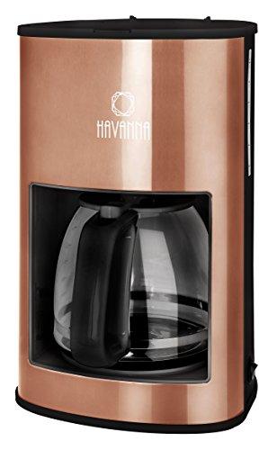 Team-Kalorik-Group TKG CM 1210 K Design Kaffeeautomat im trendigen Kupfer