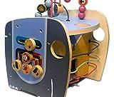 Playland Premium Motorikwürfel / mit vielen Spielmöglichkeiten zur Entwicklung der Feinmotorik /...
