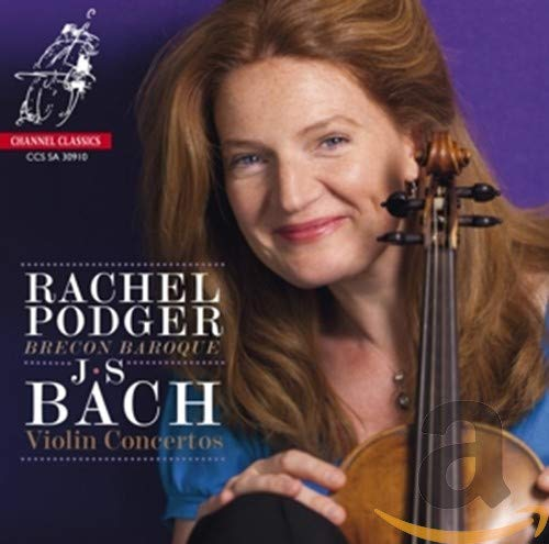 Violin Concertos. Podger/Brecon Baroque