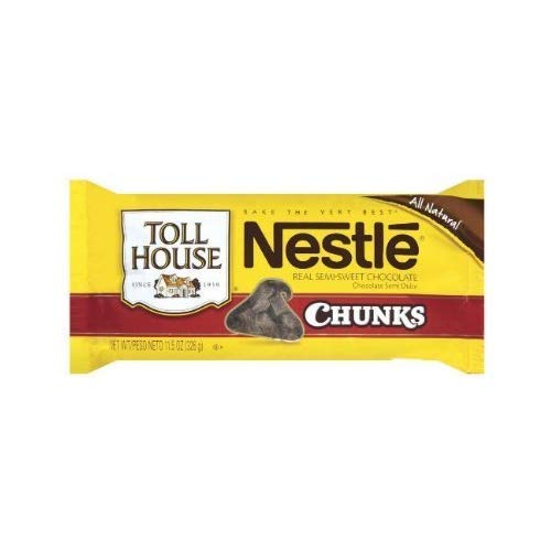 Nestle Chocolate Chunks (6 pk)