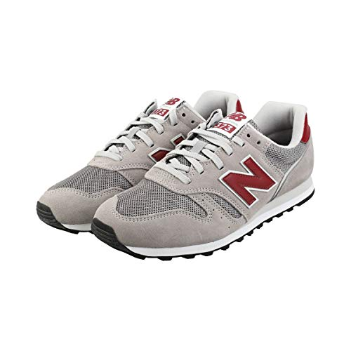 Tênis , New Balance, Masculino, Cinza/Vermelho, 39