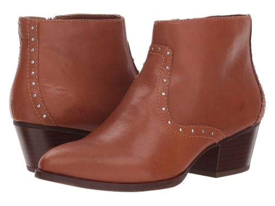 小さい改善天文学Dolce Vita(ドルチェヴィータ) レディース 女性用 シューズ 靴 ブーツ アンクルブーツ ショート Subi - Brown Leather [並行輸入品]