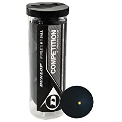 LONGER HANG TIME: This squash ball provides 10% longer hang time for easier playability PLAYER LEVEL - This squash ball is the best choice for intermediate players and rising junior players GREAT BALL FOR WINTER MONTHS: Great ball option during colde...