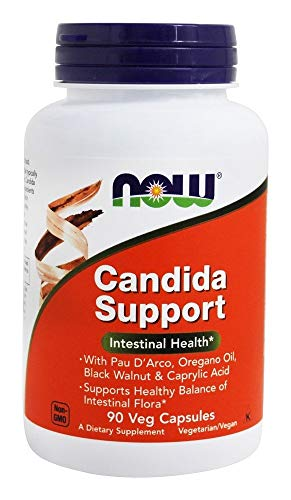 Now Candida Support 90 Veg Capsules