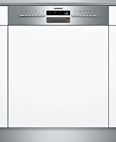 Siemens SN536S04AE iQ300 Geschirrspüler Teilintegriert / A++ / 258 kWh/Jahr / 2660 L/jahr / varioSpeed Plus / Glas 40°C Programm / rackMatic