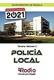 Policía Local. Temario. Volumen 2: Ayuntamiento de Sevilla