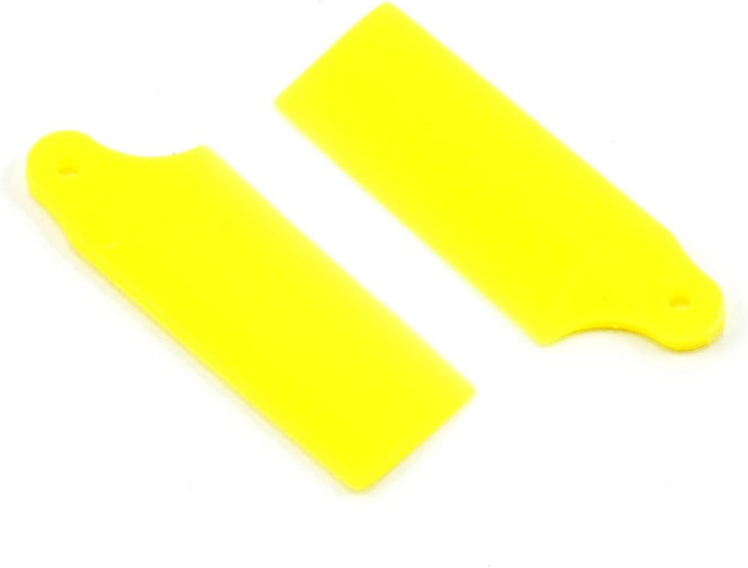 KBDD International Easy-to-use Tail Blades for Helicopter Neon Special price Yellow 130X