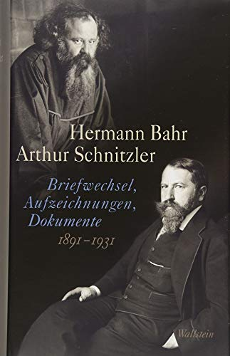 Briefwechsel, Aufzeichnungen, Dokumente 1891-1931