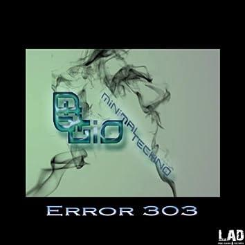 Error 303