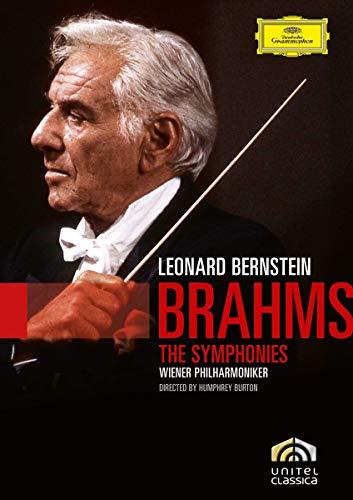 Brahms, Johannes - Symphonie Nr. 1- 4 (Brahms Zyklus I) [2 DVDs]