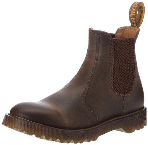 Dr.Martens Unisex-Erwachsene 2976 Crazyhorse Klassische Stiefel, Braun - Marron (Gaucho), 40 EU