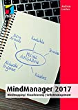 MindManager 2017: Mindmapping | Visualisierung | Selbstmanagement (mitp Anwendungen)