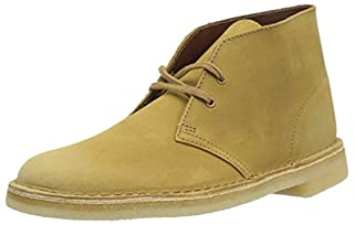 CLARKS Men's Desert Chukka Boot, Oak Suede, 110 M US (B078HBG3R5) | Amazon price tracker / tracking, Amazon price history charts, Amazon price watches, Amazon price drop alerts