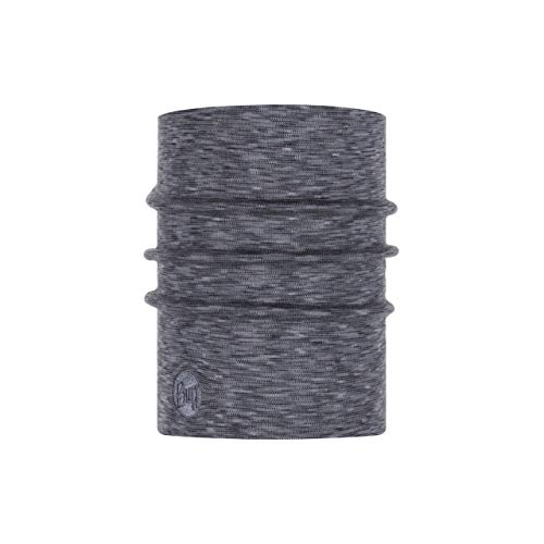 Buff Nackenwärmer Heavyweight & Multi Stripes, Fog Grey, One Size, 117821