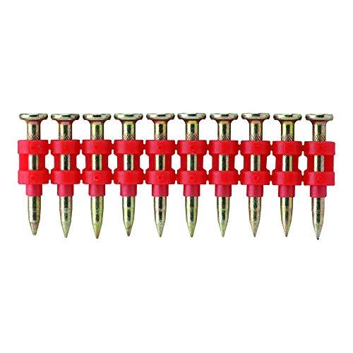 DeWALT DDF6510038 - Lote de clavos XH C5 (38 mm, 700 unidades, incluye 1 cartucho de gas)