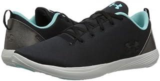 Under Armour(アンダーアーマー) レディース 女性用 シューズ 靴 スニーカー 運動靴 UA Street Precision LO X NM - Black/Elemental/Tropical Tide [並行輸入品]