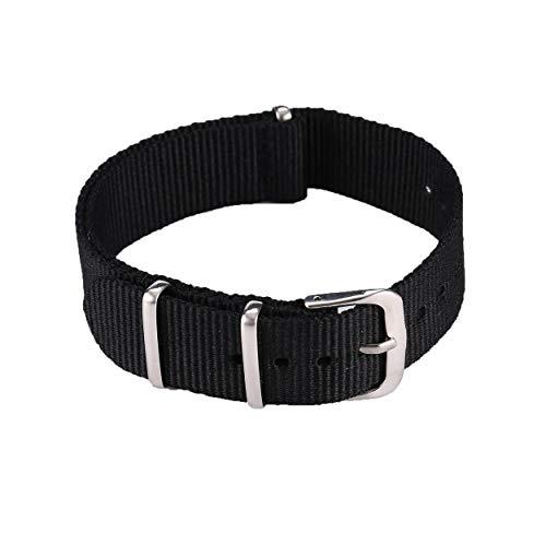 Lodenlli Fashion Watch Band Waterproof Nylon Strap Watch Band