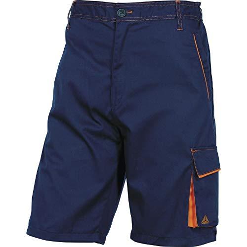 Deltaplus 5428014 Panostyle M6Ber Bermuda Panoply Taille L Bleu Orange
