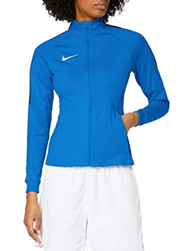 Nike Academy18 Knit Track Jacket Veste d'entrainement Femme royal blue/obsidian/white FR : L (Taille Fabricant : L)