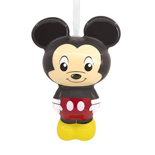 Hallmark Christmas Ornament, Disney Mickey Mouse, Decoupage