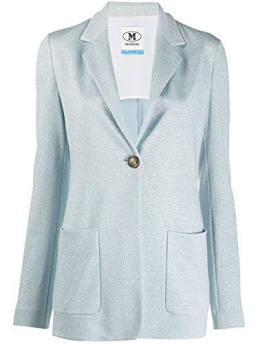 Luxury Fashion   Missoni Dames 2DF000422J001TL701X Blauw Viscose Blazers   Lente-zomer 20