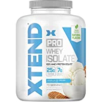 5lbs XTEND Pro 100% Whey Protein Powder (Vanilla Ice Cream)
