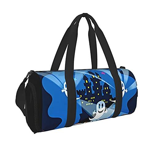 Bolsa de viaje portátil de gran capacidad, ideal para hombres y mujeres